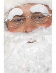 Occhiali da Babbo Natale per adulto