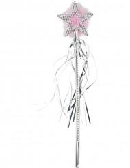 Bacchetta stella scintillante di Natale