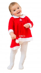 Costume Mamma Natale bebè