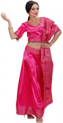 Costume da danzatrice Bollywood da donna
