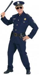 Costume da poliziotto per uomo