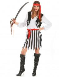 Costume pirata dei mari donna