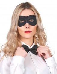 Mascherina nera per adulti