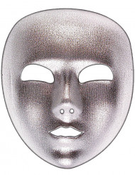 Maschera argenta adulti