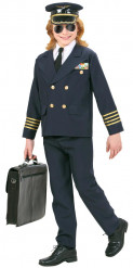 Costume da pilota aeronautico per bambino