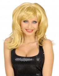 Parrucca bionda da donna