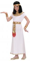Costume da donna egiziana per bambina