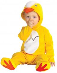 Costume da pulcino per bebe