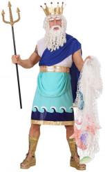 Costume da dio Nettuno da adulto