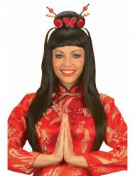 Parrucca cinesina donna