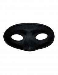 Mascherina per adulto di colore nero