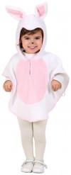 Costume coniglio bambina