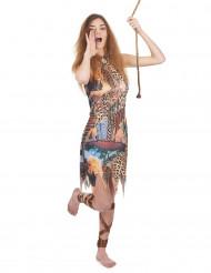 Costume donna della giungla