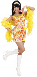 Costume anni 70 per donna