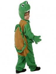 Costume tartaruga bambino