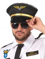 Cappellino pilota adulto