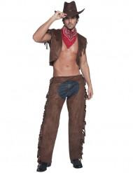 Costume cowboy sexy uomo