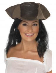 Cappello + capelli pirata