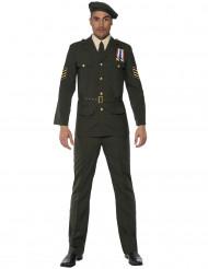 Costume ufficiale militare uomo
