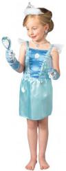 Costume Cenerentola™ per bambina con accessori