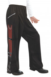 Pantaloni con fibbie Michael Jackson™ bambino