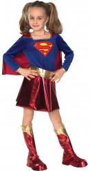 Costume Supergirl™ lamé per bambina