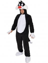 Costume gatto silvestro™Looney Tunes adulto