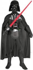 Costume Dark Vader Star Wars™ deluxe bambino