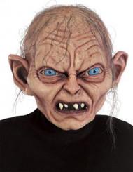 Maschera Gollum Signore degli anelli™ adulto
