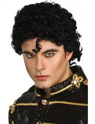 Parrucca Michael Jackson™ capelli ricci uomo
