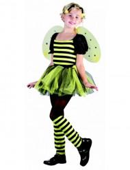 Costume ape con tutù per bambina