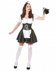 Costume da cameriera per donna