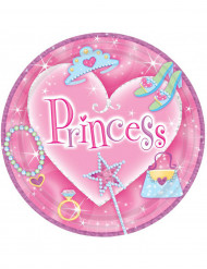 8 piatti principessa