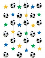 Decorazione da appendere calcio