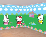 Decorazioni murali Hello Kitty™