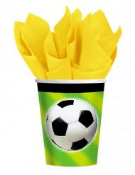 Bicchieri pallone da calcio