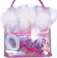 Scatola di giocattoli principessa
