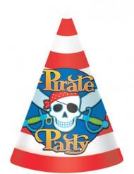 Cappelli festa pirata