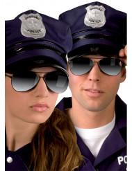 Occhiali polizia adulto