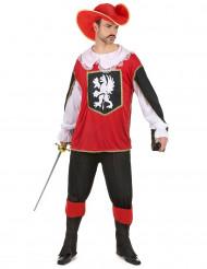 Costume da moschettiere per uomo