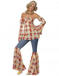 Costume disco anni 70 donna
