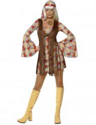 Travestimento da hippie per donna
