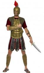Costume Gladiatore epico per uomo
