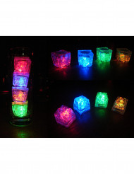 Cubetti di ghiaccio luminosi LED
