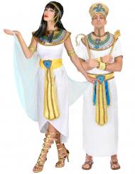 Costume coppia egiziana
