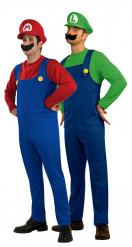 Costume coppia Luigi e Mario Bross™