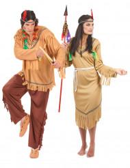 Costume coppia indiani
