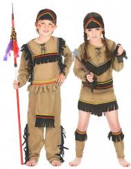 Costume coppia indiani bambini