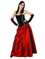 Costume da vampiro halloween per donna