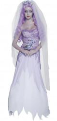 Costume sposa gotica Halloween donna